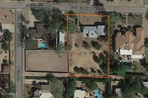6217 E Via Estrella Avenue Lot 334 Paradise Valley, Az 85253