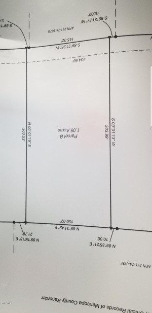 33295 N 12th Street Lot 211-74-107j Phoenix, Az 85086