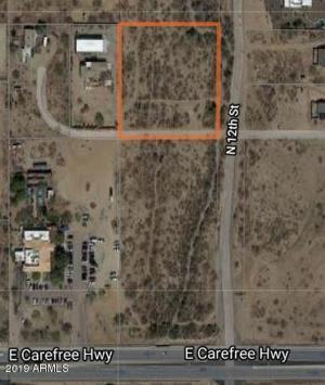 34xxxx N 12th Street Lot - Phoenix, Az 85086