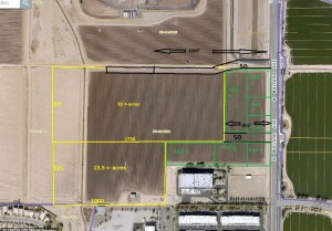 700 N Bullard Avenue Lot 1 Goodyear, Az 85338