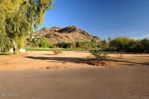 7501 N Eucalyptus Drive Lot 11 Paradise Valley, Az 85253
