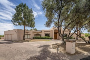 6521 E Via Los Caballos -- Lot 15 Paradise Valley, Az 85253