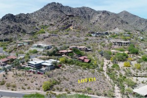 4100 E Lakeside Lane Lot 134 Paradise Valley, Az 85253