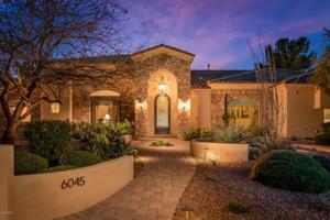 6045 E Cochise Road Paradise Valley, Az 85253