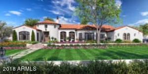 5205 N Monte Vista Drive Lot 5 Paradise Valley, Az 85253
