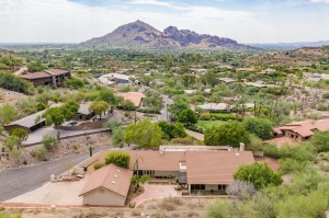 7540 N Lakeside Lane Paradise Valley, Az 85253