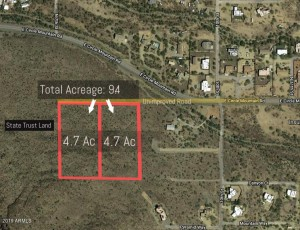 E Circle Mountain Road Lot - New River, Az 85087