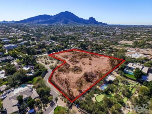 6400 E Cactus Wren Road Lot 1 Paradise Valley, Az 85253
