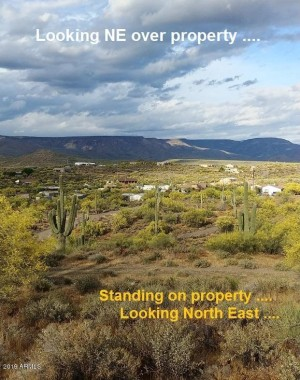 47xxx N 31st Avenue Lot - New River, Az 85087