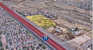 28201 N Black Canyon Highway Lot - Phoenix, Az 85083