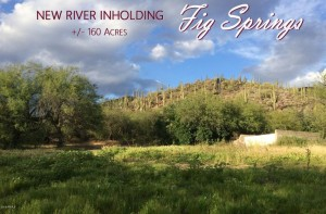 W Estrella Avenue Lot - New River, Az 85087