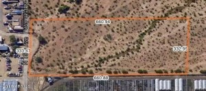 15th Ave S Happy Valley Road Lot - Phoenix, Az 85085