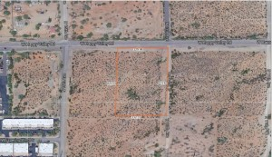 13xx W Happy Valley Road Lot - Phoenix, Az 85085