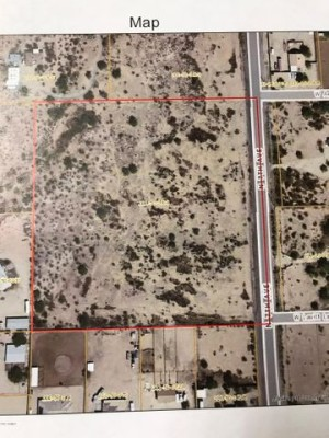 10 Acres N 7 Avenue Lot 1 Phoenix, Az 85086