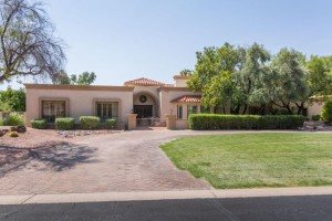 6141 E Huntress Drive Paradise Valley, Az 85253