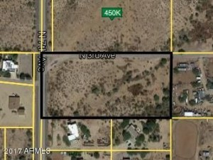 368xx N 7th Avenue Lot None Phoenix, Az 85007