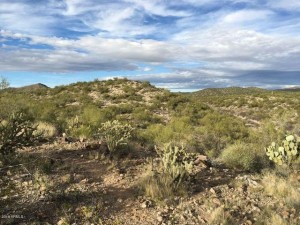 38950 S Constellation Road Lot - Wickenburg, Az 85390