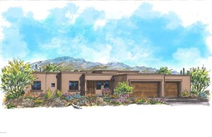 8241 S Long Bar Ranch Place Vail, Az 85641