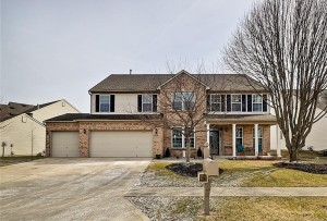 1502 Old Thicket Court Greenwood, In 46143