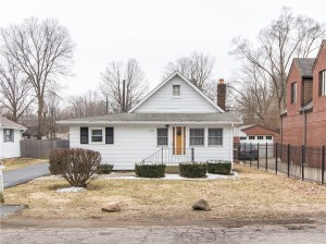 1719 Ruth Drive Indianapolis, In 46240