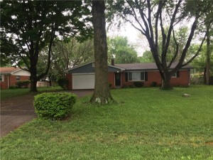 2612 Springfield Drive Indianapolis, In 46228