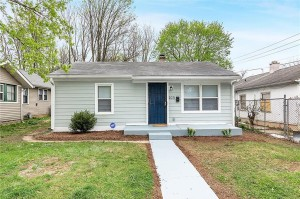 2031 East 43rd Street Indianapolis, In 46205