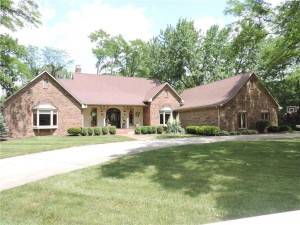 4532 Woodhaven Drive Zionsville, In 46077