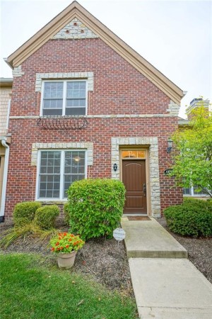 6691 Beekman Place Unit Townhome A Zionsville, In 46077