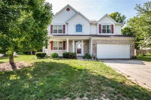 1411 Keensburg Court Indianapolis, In 46228