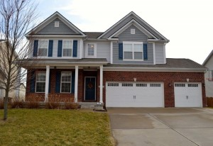 6105 Golden Eagle Drive Zionsville, In 46077