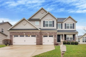 6201 Eagle Lake Drive Zionsville, In 46077