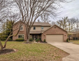 4756 Silver Springs Drive Greenwood, In 46142