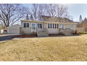 2956 Louisiana Avenue N Crystal, Mn 55427