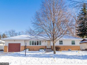 3633 Coolidge Street Ne Saint Anthony, Mn 55418