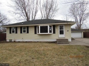 5309 67th Avenue N Brooklyn Center, Mn 55429