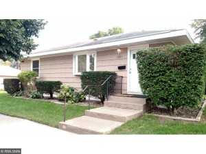 1821 50th Avenue N Minneapolis, Mn 55430