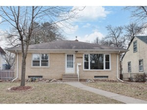 1099 Kingsford Street Saint Paul, Mn 55106