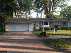 5419 45th Avenue N Robbinsdale, Mn 55422