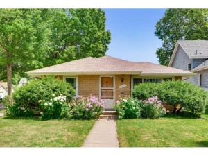 2958 Thomas Avenue N Minneapolis, Mn 55411