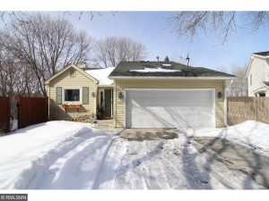 1444 Willow Creek Lane Shoreview, Mn 55126