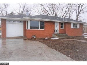 6325 Brooklyn Boulevard Brooklyn Center, Mn 55429