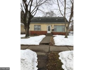 1105 Kingsford Street Saint Paul, Mn 55106