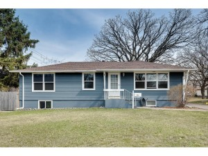 501 53 1/2 Avenue Ne Fridley, Mn 55421
