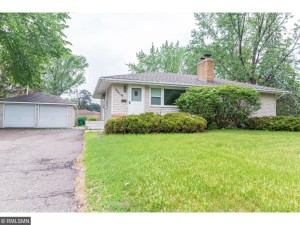 6019 Halifax Place Brooklyn Center, Mn 55429