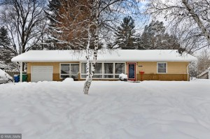 6325 Hampshire Place N Golden Valley, Mn 55427