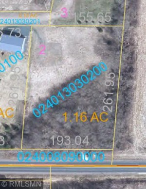 Lot 2  188th  Street Garfield Twp, Wi 54009