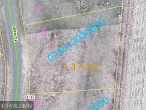 Lot 6 188th  Street Garfield Twp, Wi 54009