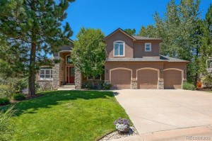 1061 Timbercrest Drive Castle Pines, Co 80108