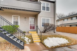 7165 South Gaylord Street Unit E01 Centennial, Co 80122