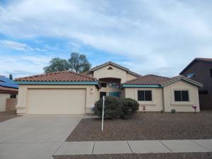 164 N Nightfall Avenue Tucson, Az 85748